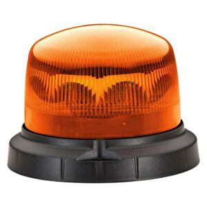 Hella 012480101 4 6 Klx Magnetic Mount Amber Led Beacon Light