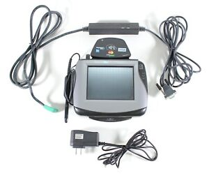 Verifone Terminal Mx870 Credit Card Terminal With Chip Reader Stylus Cord