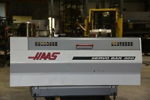 Haas Servo Bar Feeder 300