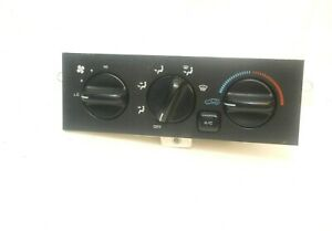 Jeep Grand Cherokee Zj 93 96 Heater Heat Ac Climate Control Switch 55035964
