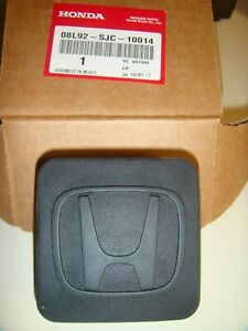 Genuine Oem Honda Trailer Hitch Cover Brand New In Box Free Shipping