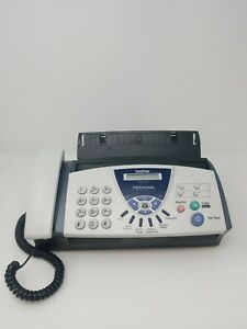 Brother Fax 575 Personal Plain Paper Fax Phone And Copier Machine