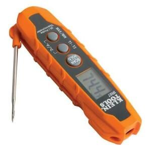New Klein Tools Dual Infrared And Probe Thermometer