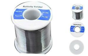 60 40 Tin Lead Rosin Core Solder Wire For Electrical Soldering 0 031 0 8mm 1lb