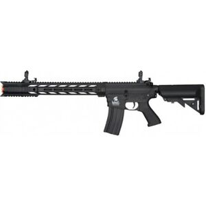 Lancer Tactical M4 SPR quot;Interceptorquot; LT 25 GEN 2 AEG BLACK High version Airsoft $179.00