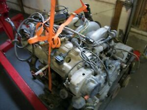 Porsche 944s 16 Valve Engine Motor Complete As Shown Perfect Running Condition