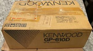 New old Stock Kenwood Gp 610d Gp ib Adapter For Pd Series Power Supplies