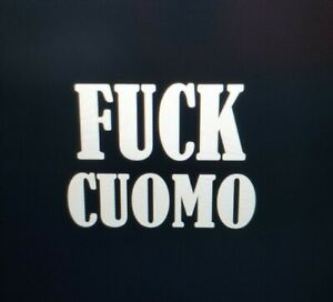 Vinyl Decals For Cars Funny Bumper Stickers Diesel Truck Toolbox New York Cuomo