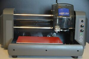 Roland Egx 20 Desktop Engraving Machine