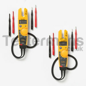 Fluke T5 600 1000 Voltage Continuity Tester Optional Calibration Certificate