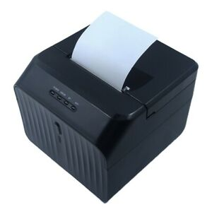 Bluetooth 58mm Thermal Paper Printer Label Receipt Print Device For Ios Android