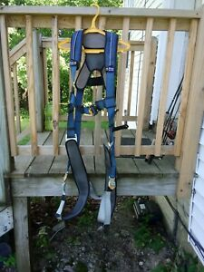 Capital Safety 1110102 Exofit Xp Harness Large W lanyard And Bag