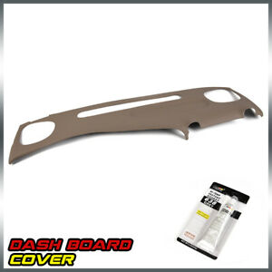 Front Dash Board Cover Cap For 1999 2002 Chevy S 10 S 15 Blazer Gmc Pickup