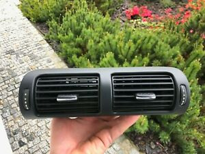 Mercedes benz W203 C230 C240 C320 C350 C55 Center Dash Air Ac Vent Grille Black