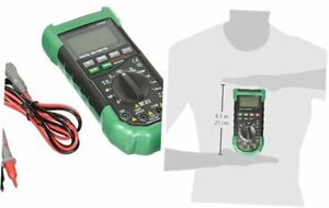 Mastech Ms8229 Auto range 5 in 1 Multi functional Digital Multimeter