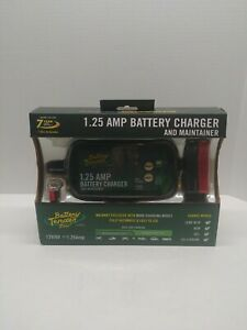 Battery Tender Plus By Deltran 1 25 Amp Battery Charger And Maintainer