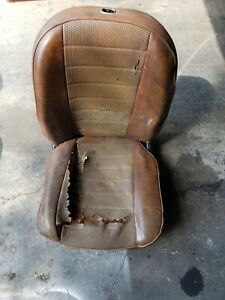 Mg Mgb Driver S Side Bucket Seat Oem