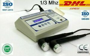Delta 103 Detachable Ultrasound Applicator New Brand 1 3 Mhz Ultrasound Therapy