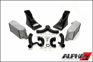Ams Alpha Porsche 997 1 Intercooler System For Stock Framed Turbos
