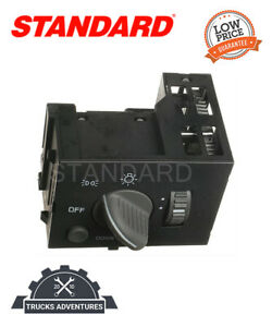 Standard Ignition Headlight Switch instrument Panel Dimmer Switch P n ds 876