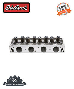 Edelbrock 61649 Performer Rpm 460 Cj Cylinder Head
