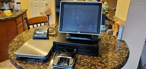 Point Of Sale System Hp Ap5000 Complete Package