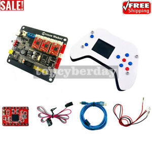 Cnc 3 Axis Control Board 4 0 offline Controller Screen Fr Grbl Engraving Machine