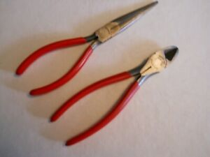 Snap On Needle Nose Wire Cutter
