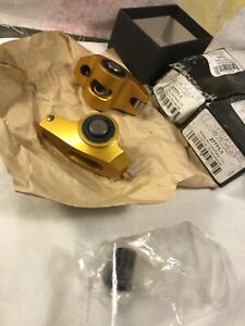 Crane Cams Gold Race Rocker Arms 1 73 Ratio 7 16 Stud wide Body Ford
