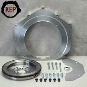 Kennedy Engine Adapter For 1955 1986 Chevy Small Block To 002 Vw Bus 200mm