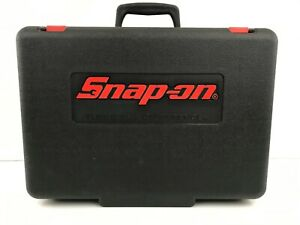 Snap On 14 4 Cordless Impact Wrench Ct4410a W manual hard Case Only