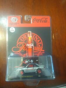 M2 Coca-Cola ERROR? Fox Body Mustang raw chase 1 of 250