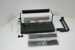 Rayson Td 1500b34 Binding Machine Square Holes Pitch Wire o Binder Punch