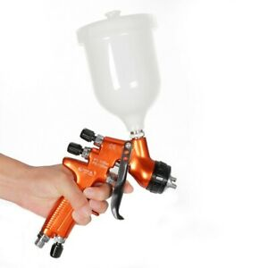 Airgreen Spray Gun Hvlp 1 4 1 7 2 0mm Auto Paint Primer Detail Touch Up Sprayer