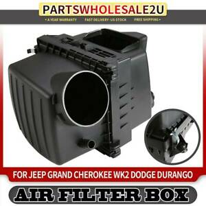 Air Cleaner Filter Box W Strainer For Jeep Grand Cherokee Wk2 2011 2018 Durango