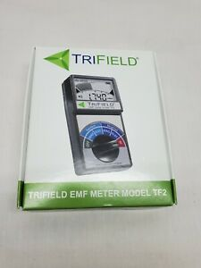 Electric Field Radio Frequency rf Magnetic Field Strength Meter By Trifield