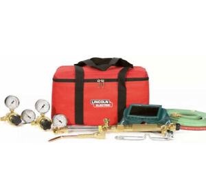 Lincoln Electric Oxygen Welding Experts Cutting And Brazing Kit