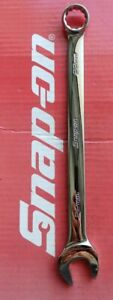 Snap On Tools 22mm Standard Length 12 Pt Combination Wrench Oexm220b Mint