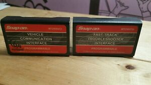 Snap On Black Cartridges Programmable 6 4v Mt2500 Vci Tsi Troubleshooter