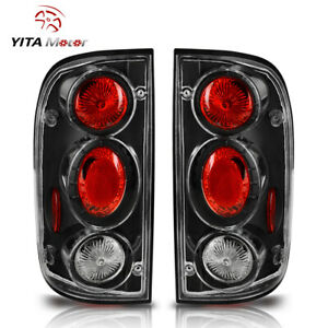 Yitamotor For 2001 2004 Toyota Tacoma Brake Tail Light Lamps Turn Signal Pair Us