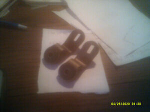 Nos Early Willys Cj2a Ma Pickup T90 Column Shift Control Levers