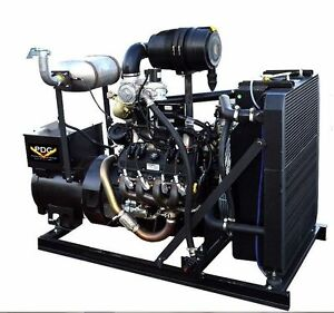 125 Kw Natural Gas Generator Pdg