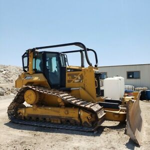 2015 Caterpillar Cat D6n Lgp Aux Hydraulics 2800 Hrs