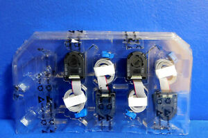 Avago Aedl 5810 z12 Rotary Encoder Optical 5000 Quadrature With Index Set Of 4