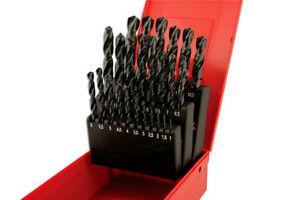 Connect 32020 Dormer A100 Metric Drill Set 204 25 Pieces