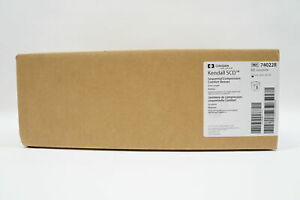 Covidien 74022r Kendall Scd Sequential Compression Comfort Sleeves Box Of 5