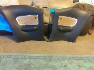 1969 70 Ford Mustang Coupe Interior Rear Quarter Panel Bolster Pair