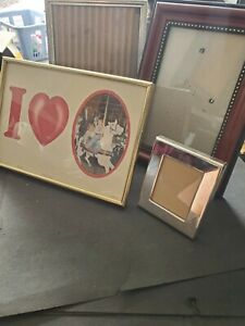 Vintage Frames Photography A Lots Size 3 Pc 7 5 Inch 1pc Mini 3 2 5 All