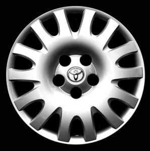 Toyota 02 06 Camry Xle 16 Wheel Cover Hubcap Genuine Oem 42621 aa090