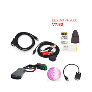 For Lexia3 Pp2000 Diagbox V7 83 Interface Obdii Diagnostic For Citroen Peugeot